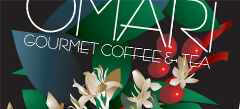 Omari Coffee Label